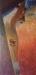 peinture du tableau de Jésus Christ sur la croix