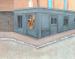 La peinture d'une bibliothèque bleue de Saint Malo