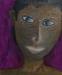peinture du portrait d'un jeune homme